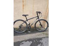 Men's Kona Big Rove hybrid disc brake bike
