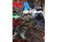 Boys Bundle of clothes 5-7 years.