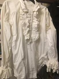 Gothic/pirate/highwaymen shirts