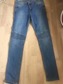 Men's ASOS Skinny Biker Jeans