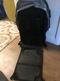 Uppababy rumble seat 2014 model