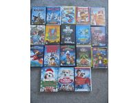 Childrens DVD's Bundle christmas gift (two are sealed)