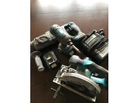 Makita 18v cordless kit