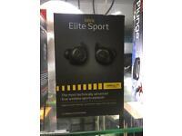 New Jabra Elite sport wireless earphones