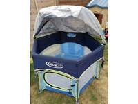 Graco pack and play Sport