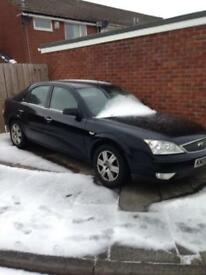 *SOLD* 2005 Ford Mondeo 2.0 TDCI Ghia *SOLD*