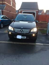 Mercedes-Benz ML 280 CDI 7000£ ONO px welcome