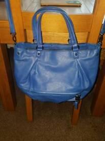 New Next Large Blue Hand/Shoulder Bag