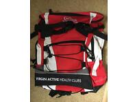 Virgin Active Health Clubs Backpack