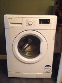 Beko 6kg washing machine needs repair/for parts