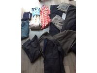 Size XL men's clothes bundle