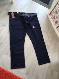 Men's Cross Hatch jeans BNWT