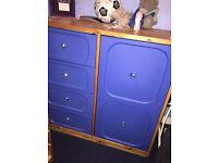 IKEA children's bedroom unit