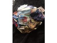 Fabric scrap/off cuts
