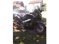 Honda VFR800F 1998 R Reg Rat-Bike (Non Runner)