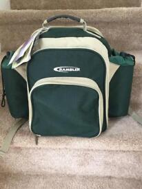 Concept rambler two person picnic backpack never been used £10