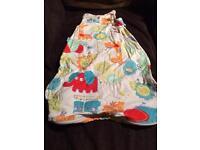 2 x grobag baby sleeping bag