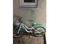 Girls Apollo Oceana bike