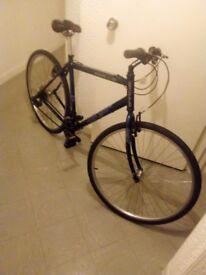 Apollo man's mountain bike.