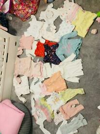 Baby girls cloths and shoes