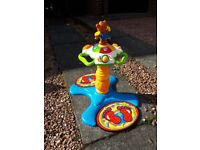 Fisher price sit to stand tower