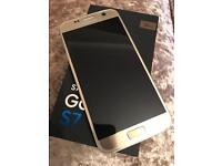 Samsung S7 unlocked immaculate