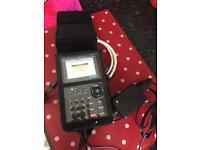 Smart satellite signal meter