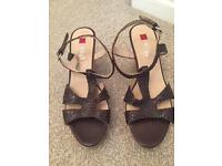 Ladies Wedge Sandals -Brand New