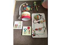 Mamas and Papas Jamboree Nursery Set