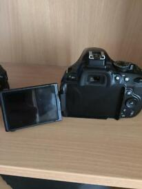 Nikon D5200 + extras