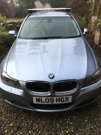 Bmw 330d lci facelift 2009 low milage