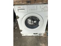 Bosch WIS24140GB Built-in 7kg capacity washing machine Integrated