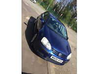 Volkswagen Golf 1.4 S 5dr Full Service history and MOT 12 Months