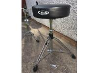 Pdp drum throne