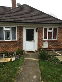 2 Bed Bungalow Bookham Surrey Wanting exchange to Somerset , lancing littlehampton worthing etc