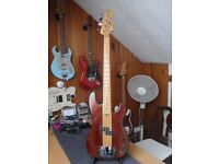 70's Bass by Satellite - Guitar £180