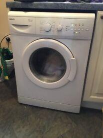 BEKO A+A class 1400rpm washingmachine