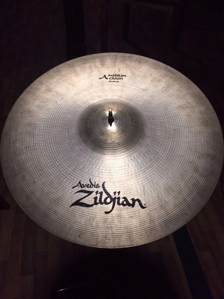 """Zildjian 18"""" Avedis Medium Crash"""