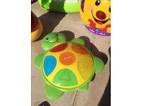 Playskool, Vtech, Fisher Price, Little Tikes, Gant & Tomy toy bundle - will split, used, good home