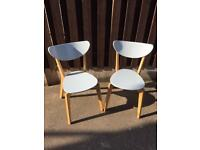 Pair of Chairs - Shabby Chic Project