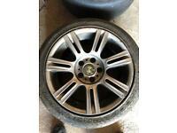 2 x BMW M Sport Alloy Wheels 17 inch