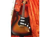 Fender Stevie Ray Vaughan Strat
