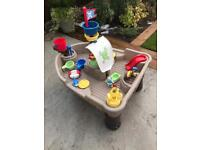Little tikes anchors away water play set