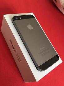 iPhone 5s unlocked 64gb Big memory. Black and white available