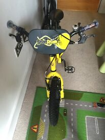Brand new Bumper Stunt Rider bike for sale