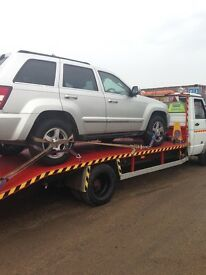 BREAKDOWN RECOVERY 7 DAYS / VANS 4X4S AUTOS LOCAL AND LONG DISTANCE