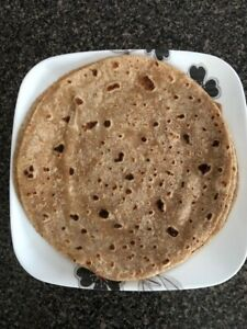 100% Whole wheat Roti / Chapati