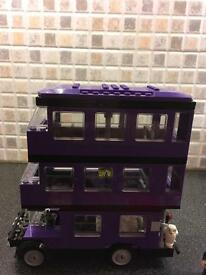 Harry Potter Lego bus