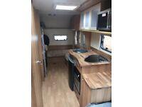 Bailey Orion 5 berth caravan excellent condition 3x fixed bunks