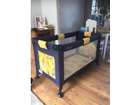 New Baby Travel Cot